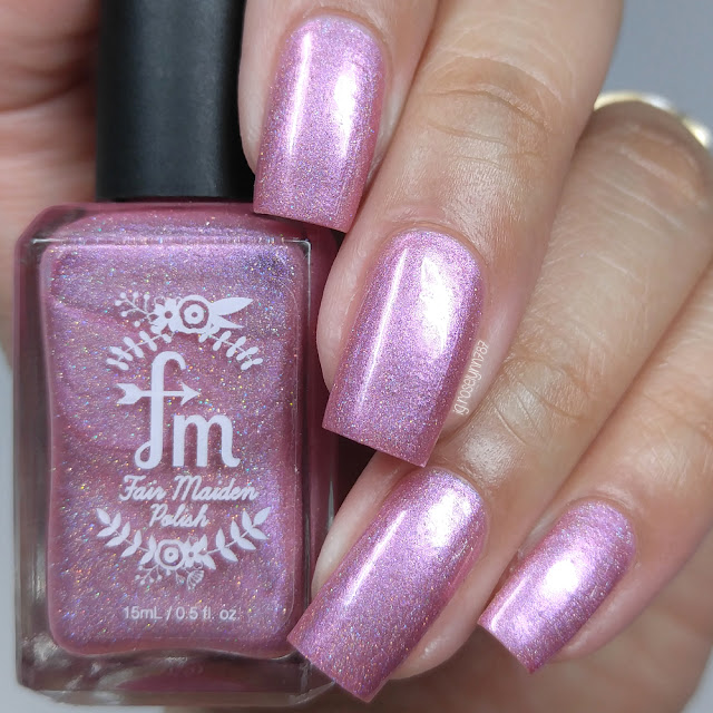 Fair Maiden Polish - Locket