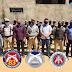 Cristópolis: 83ª CIPM faz parada celebrando a passagem para a reserva do Sgt PM Mota e certificando policiais transferidos para outra OPM
