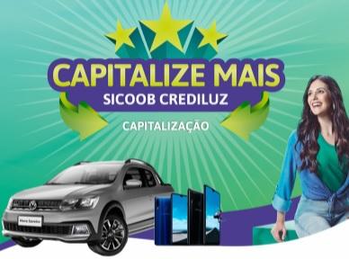 Promoção Sicoob Crediluz 2020 Capitalize Mais