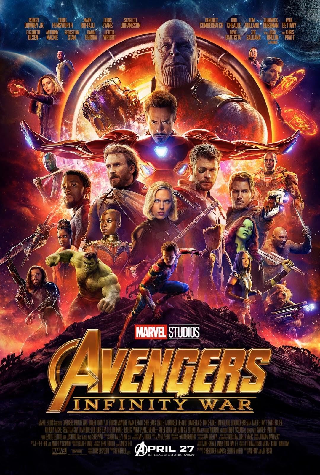 aa7952e665f Spoiler-Free Review for Avengers  Infinity War - Marvel at its Very Best
