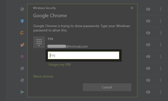 How to View, Edit, Delete, and Export Saved Passwords in Google Chrome 10