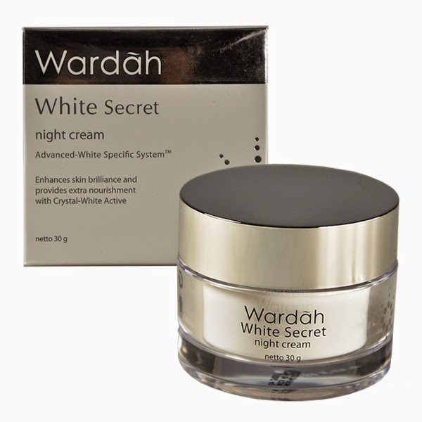 Harga Cream Malam Wardah Terbaru 2018 - Harga Kosmetik Terbaru