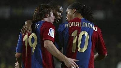 Leo Messi Tidak Pernah Mengeluarkan Dana Untuk Jaminan Ronaldinho 2020