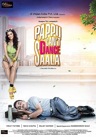 Poster Of Hindi Movie Pappu Can't Dance Saala 2010 Full HD Movie Free Download 720P Watch Online