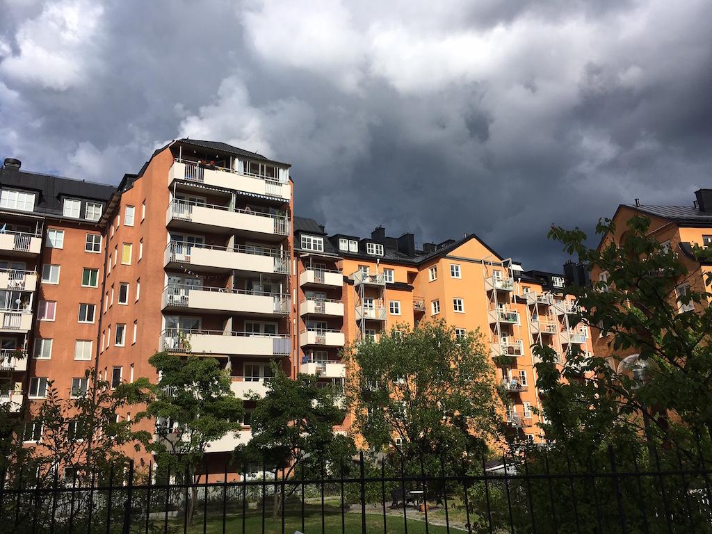 bostad i stockholm