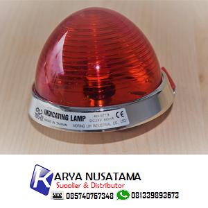 Jual Lampu Emergency Alarm Bell Red AH-9719 di Sumatera