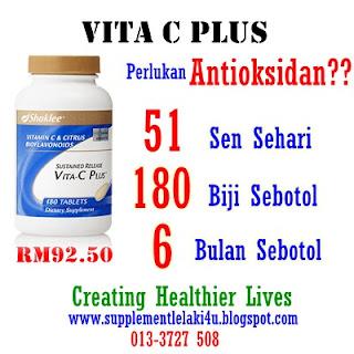 Pilih Vitamin C Shaklee