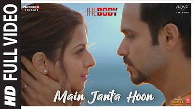 Main Janta Hoon Lyrics - Jubin Nautiyal