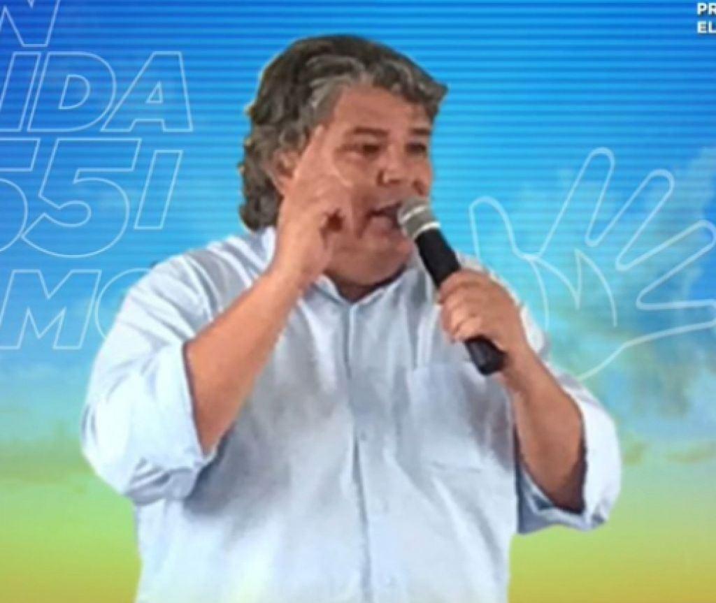 Meraldo Sá é eleito como prefeito de Acorizal