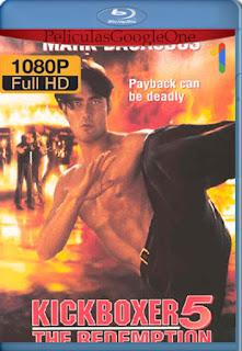 Kickboxer 5: The Redemption (1995) [1080p BRrip] [Latino-Inglés] [LaPipiotaHD]
