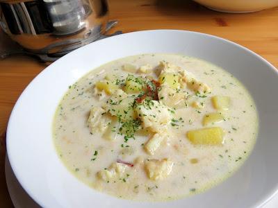 Nova Scotia Fish Chowder