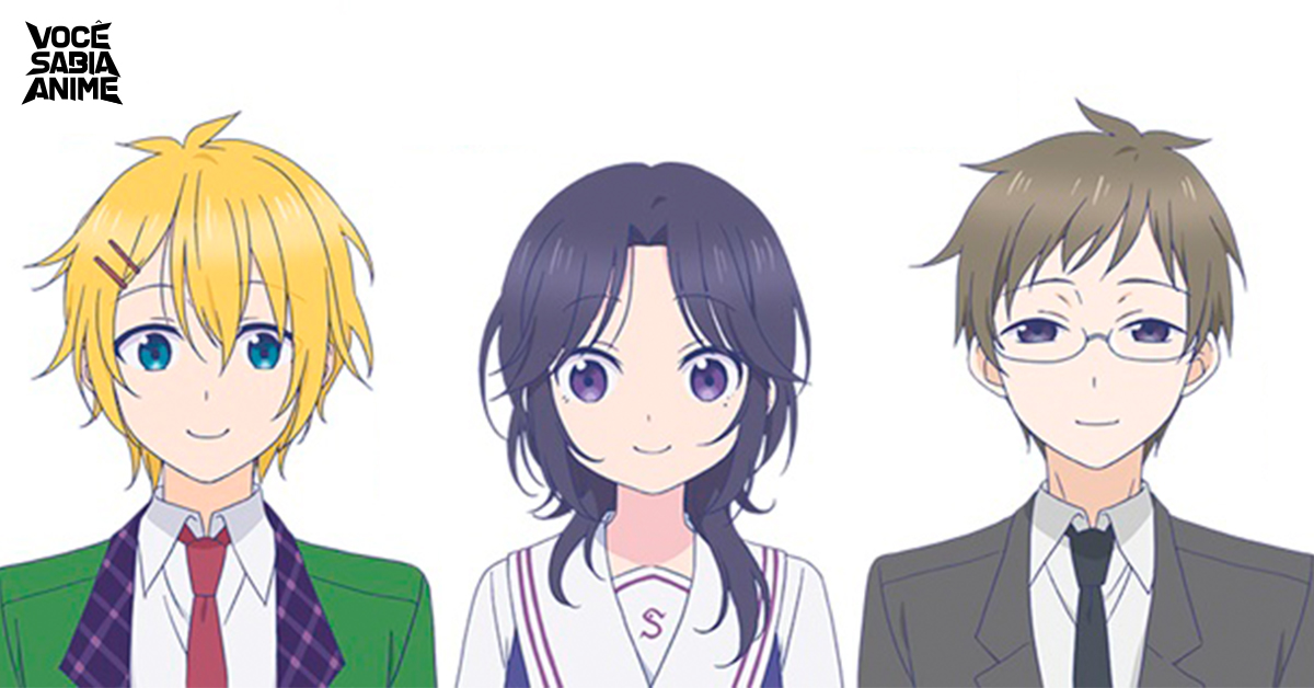 Happy Sugar Life anuncia membros adicionais do elenco