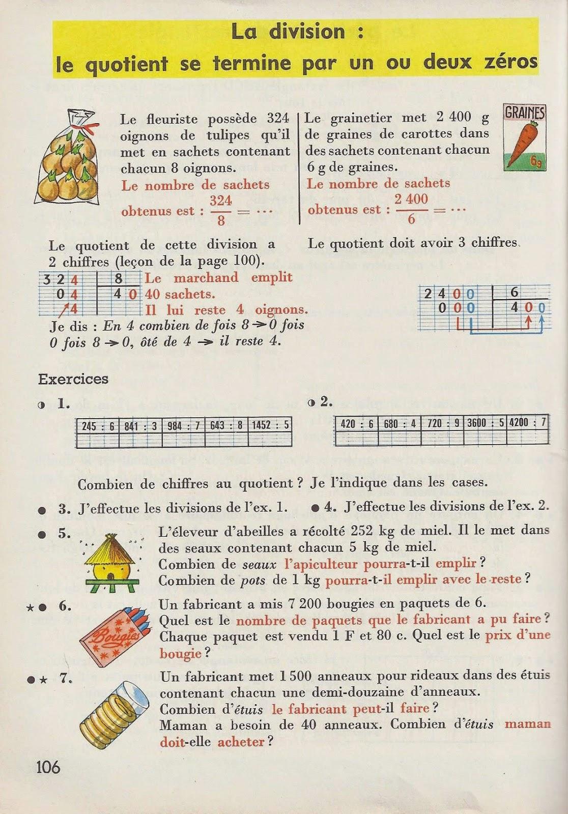 Manuels anciens calcul ce mois d 39 avril for Calcul metre carre d une piece