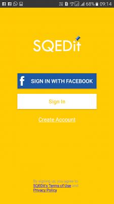 Menggunakan SQEDit - Aplikasi Penjadwalan Otomatis