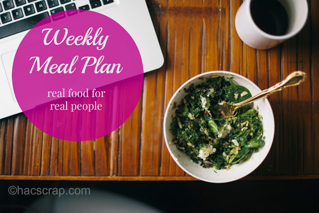 Weekly Meal Planning Ideas for Real Families