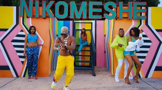 Dully Sykes Ft. Harmonize - Nikomeshe