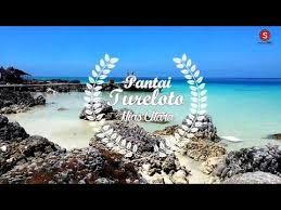 Tureloto Beach Laweha, Destinasi Bahari Maladewa dan Laut Matinya Nias Utara
