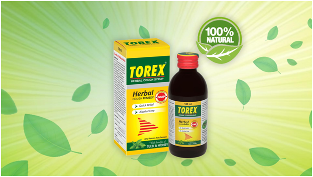 All about Torex cough syrup red flags