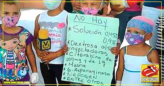 Sexta muerte en el JM de los Ríos - Muere una niña víctima del régimen de Maduro