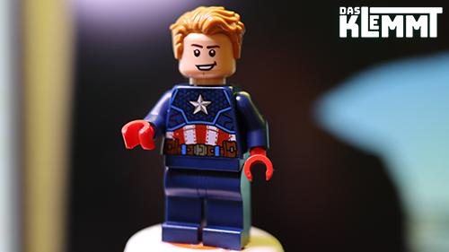 Marvel Captain America - www.dasklemmt.de