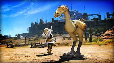 Final Fantasy xiv chocobos
