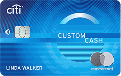 New Citi Custom Cash Card Review [20,000 ThankYou Points Offer & No Annual Fee]