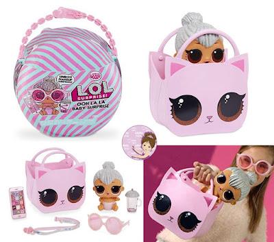 Lil Kitty Queen from Ooh La La toy