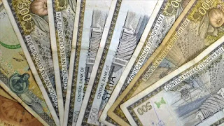 سعر صرف الليرة السورية مقابل العملات والذهب الأثنين 12/10/2020