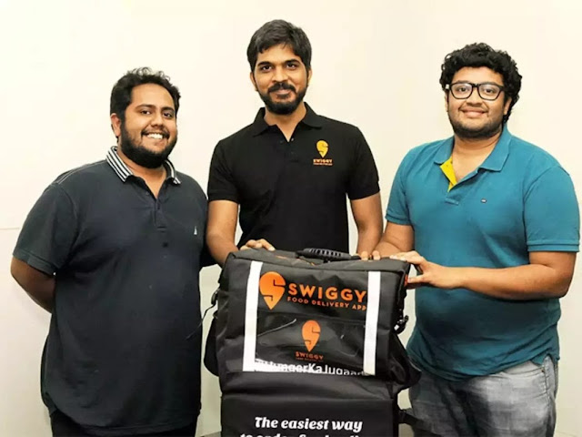Indian Startup Success Stories swiggy