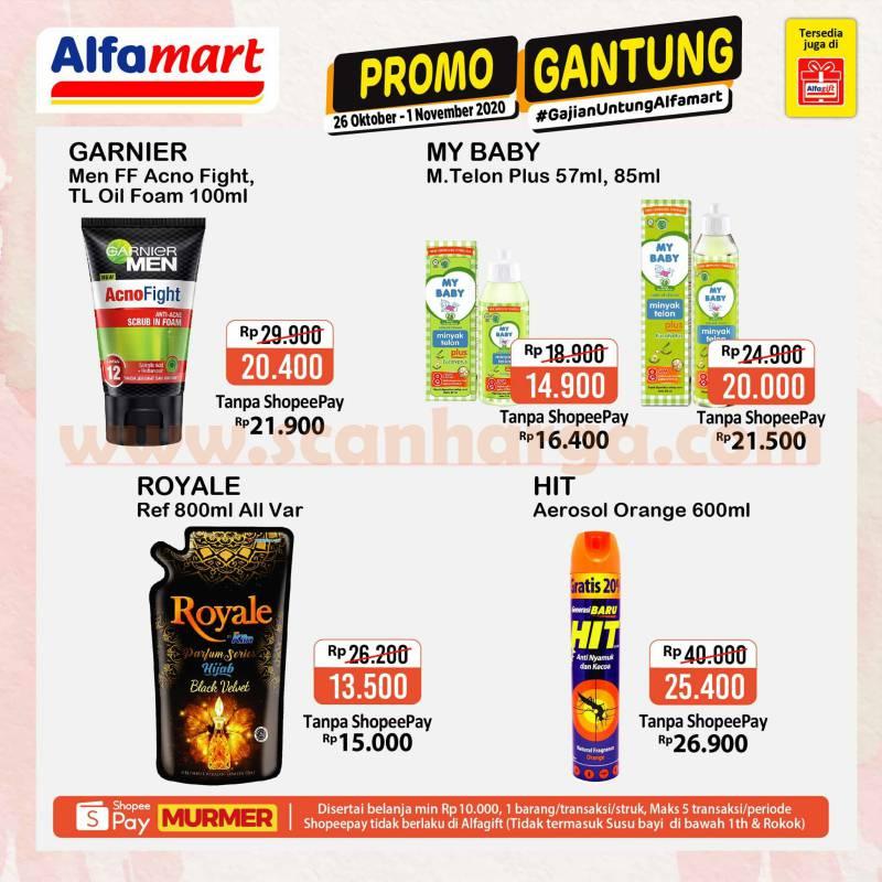 Alfamart GANTUNG Promo Gajian Untung 26 Oktober - 1 November 2020 5