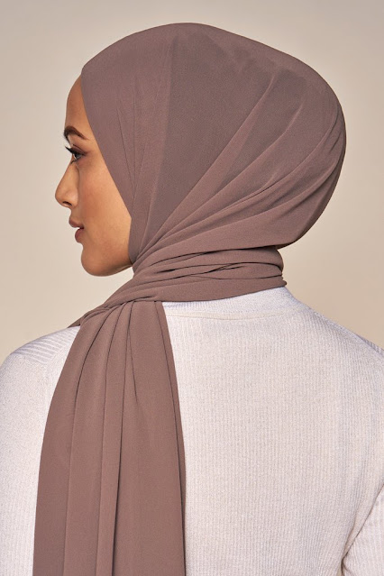 Scrunchie Hijab