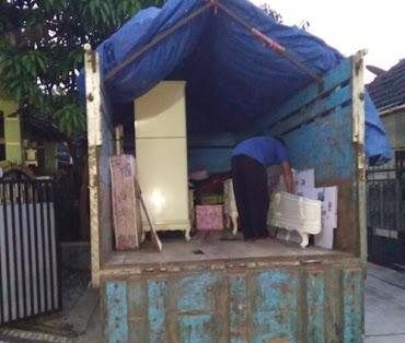 Dok. Pindahan rumah Malang Jakarta dg truk cdd bak