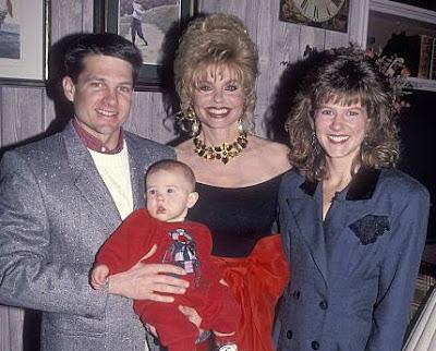 Deidra Hoffman with her family