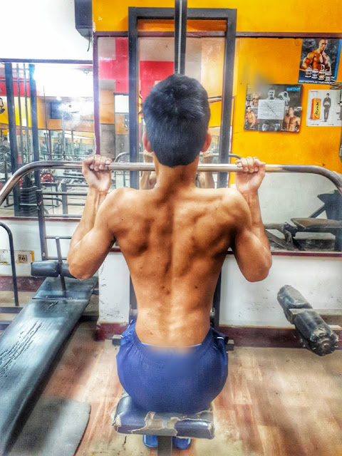 Back workout: Best 9 exercises.