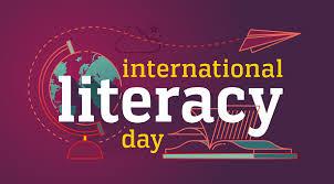 International Literacy Day, 8 सितंबर अंतर्राष्ट्रीय साक्षरता दिवस
