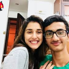 disha patani brother