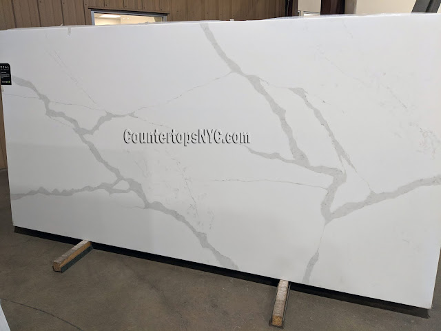 White quartz countertops NYC