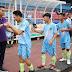 Tim PPLPD Muba Berasil Tumbangkan Ulu Rawas FC 3-1 Di Putaran Final U-20 Piala Gubernur Sumsel