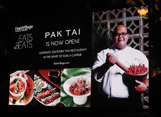 Southern Thai Food - Pak Tai Feast Village - Chef Guk