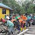 bright PLN Batam Bersama DLH Taja Kegiatan Goro di Tanjung Riau