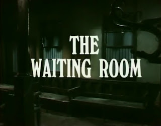 Title screen from Shadows - The Waiting Room