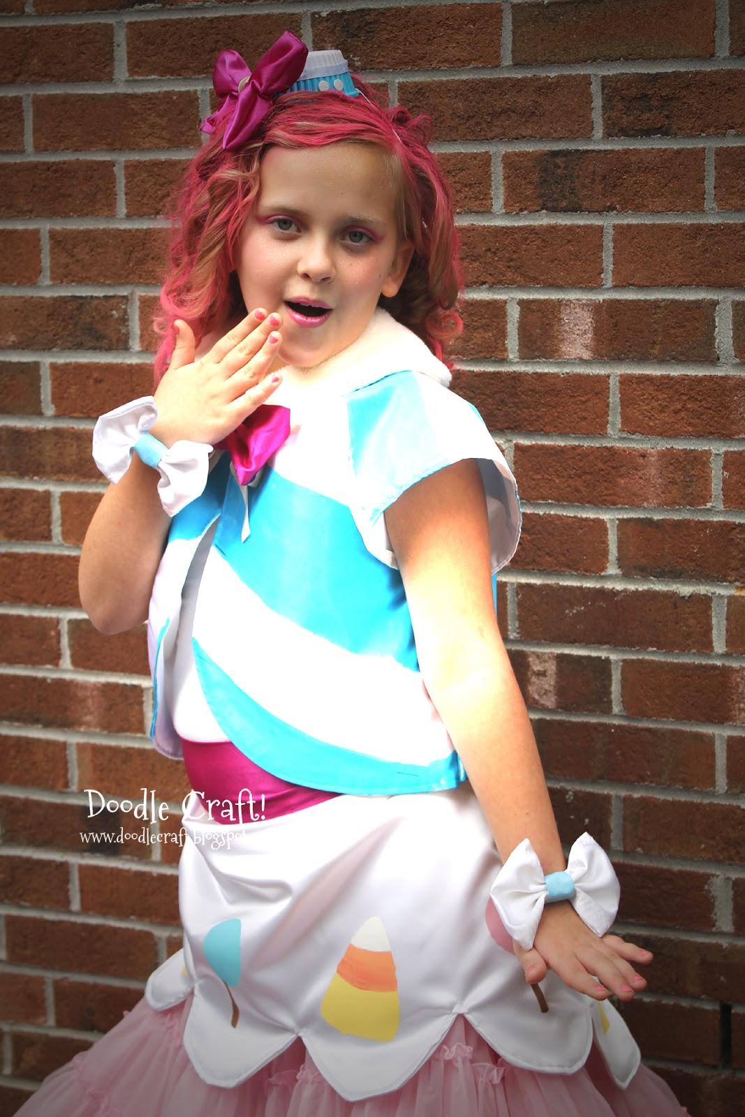 My Little Pony Pinkie Pie Gala Cosplay Dress