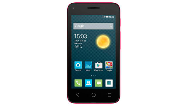 firmware - rom stock Alcatel OT Pixi (3) 4027A