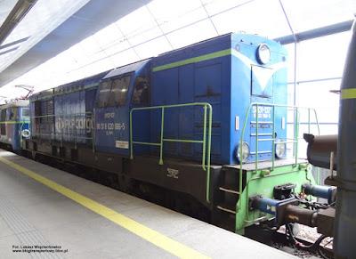 SM31, PKP Cargo
