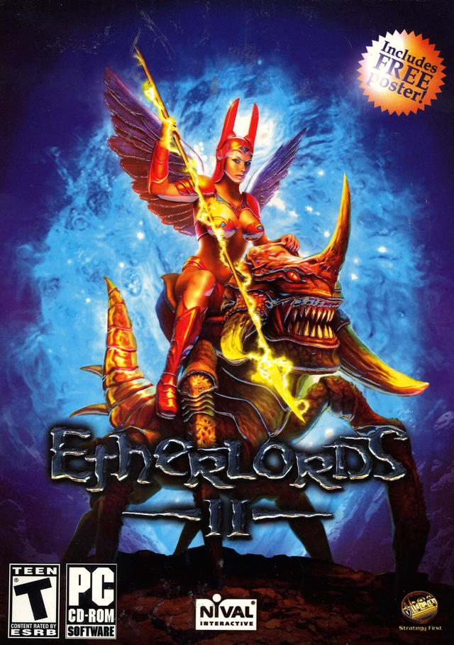 Etherlords 2 game review download and play free version!