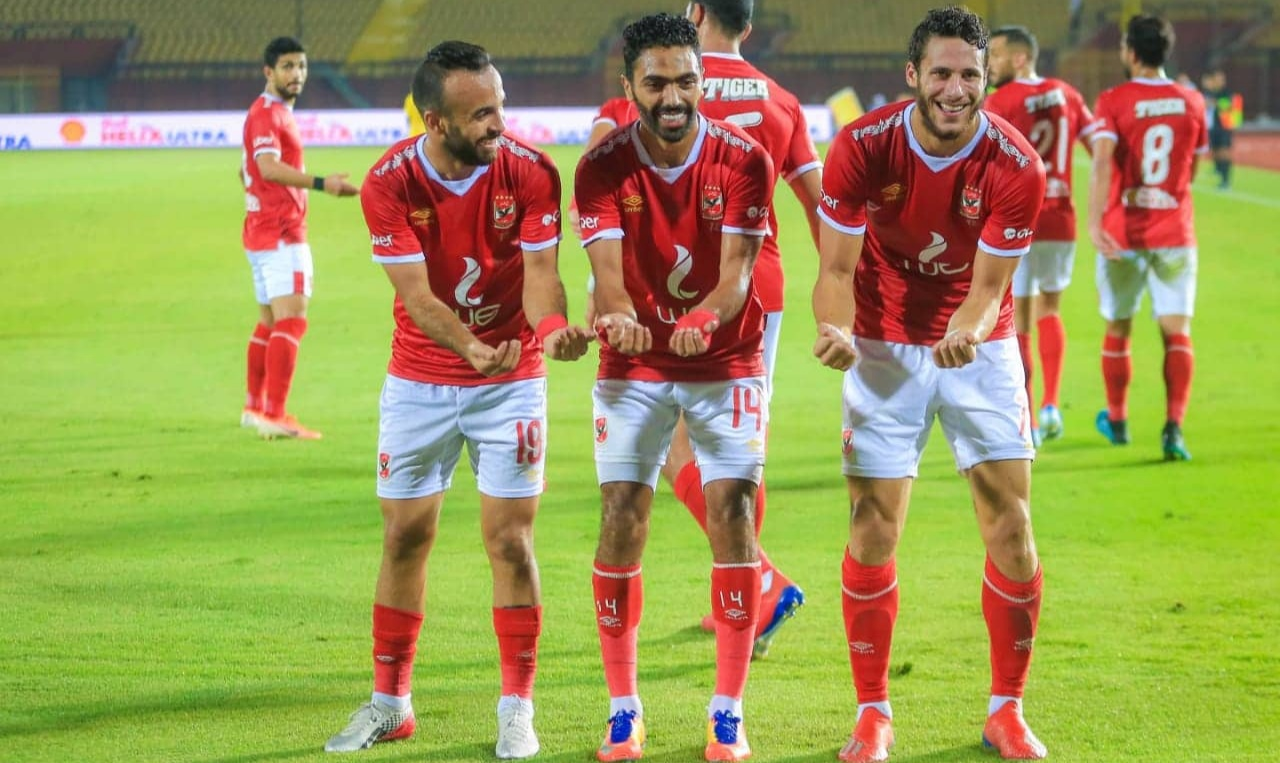 نتيجة مباراة الاهلي واسوان بتاريخ 05-10-2019 الدوري المصري
