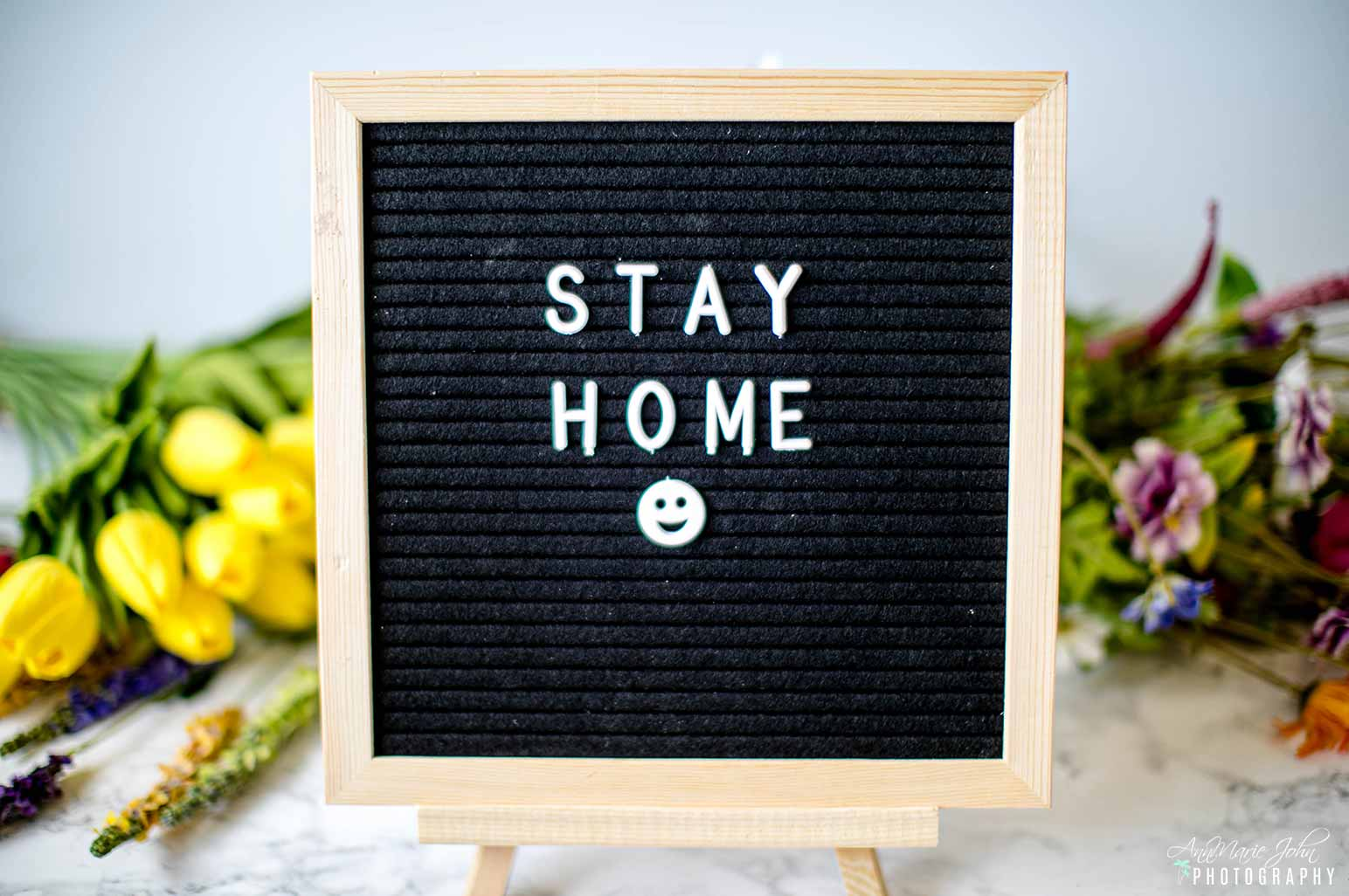 Stay Home Board