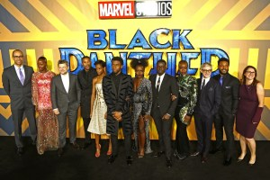 "Marvel Studios Announces ""Black Panther 2"" Release Date"