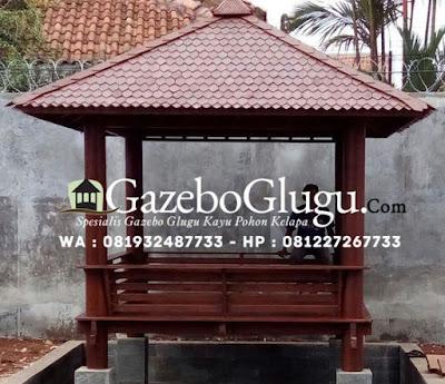 Gazebo Minimalis