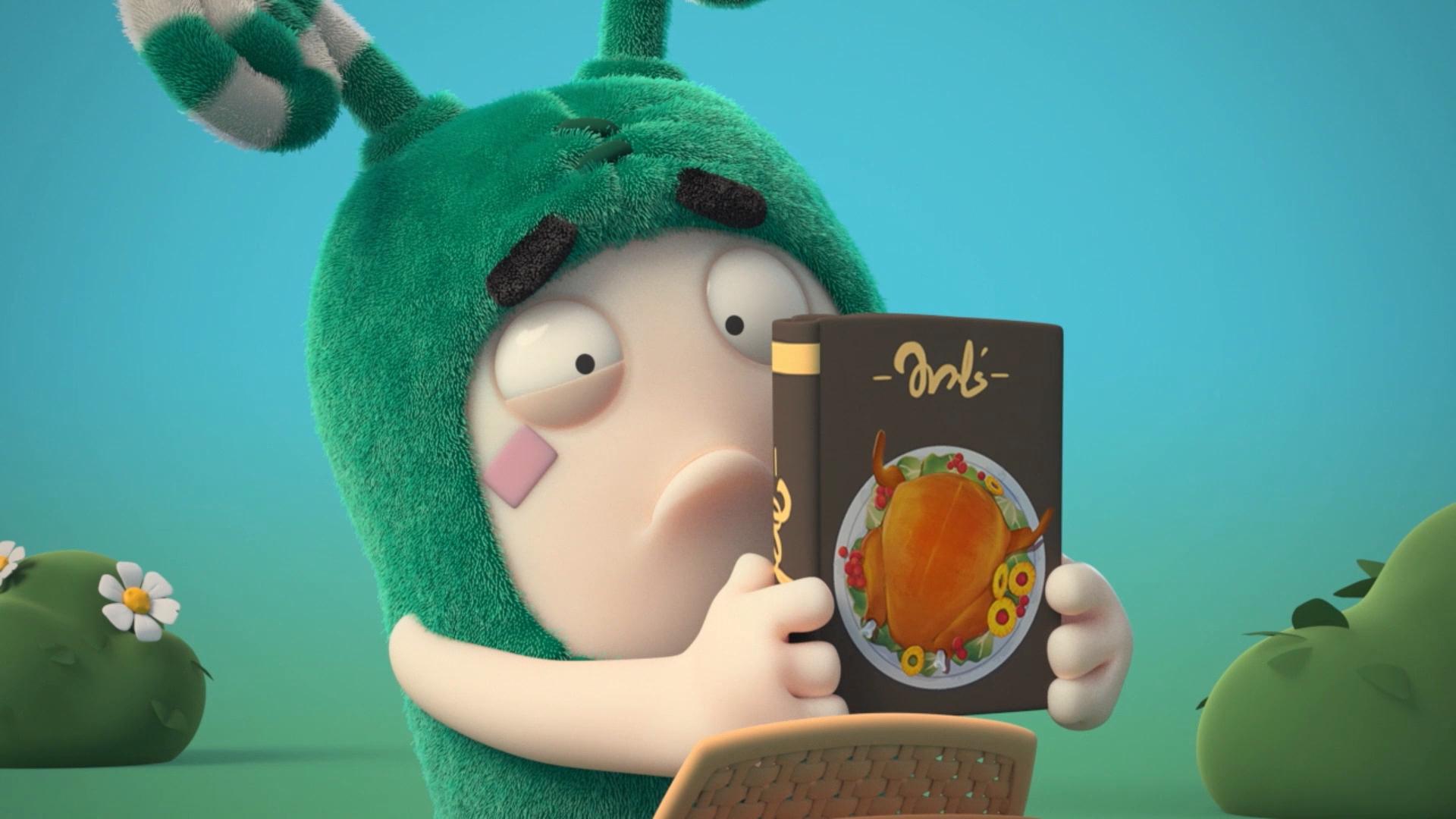 Oddbods - Tan Delicioso (2020) 1080p WEB-DL